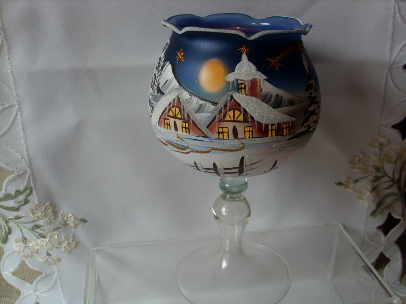 Original Lauschaer Glas: